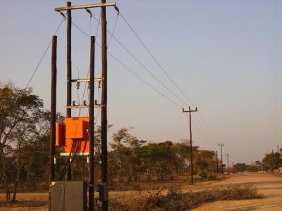 Powerline Construction