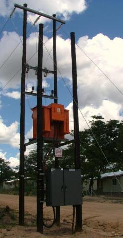 Powerline Construction High Voltage Construction